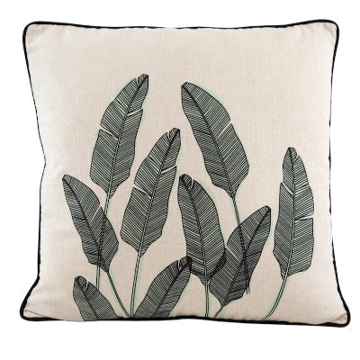 Palm Springs Cushion Mint