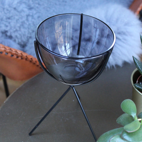 Ibis Tea light Candle Holder Stand