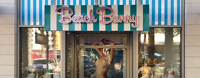 Beach Bunny Scottsdale Fashion Square Mall Location