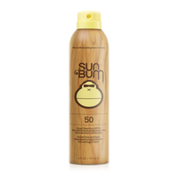 Sun Bum Spray - SPF 50 (6oz) - No Color