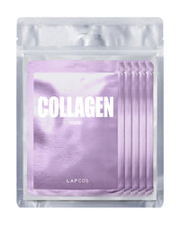 Daily Sheet Masks - Pack of 5 - Collagen