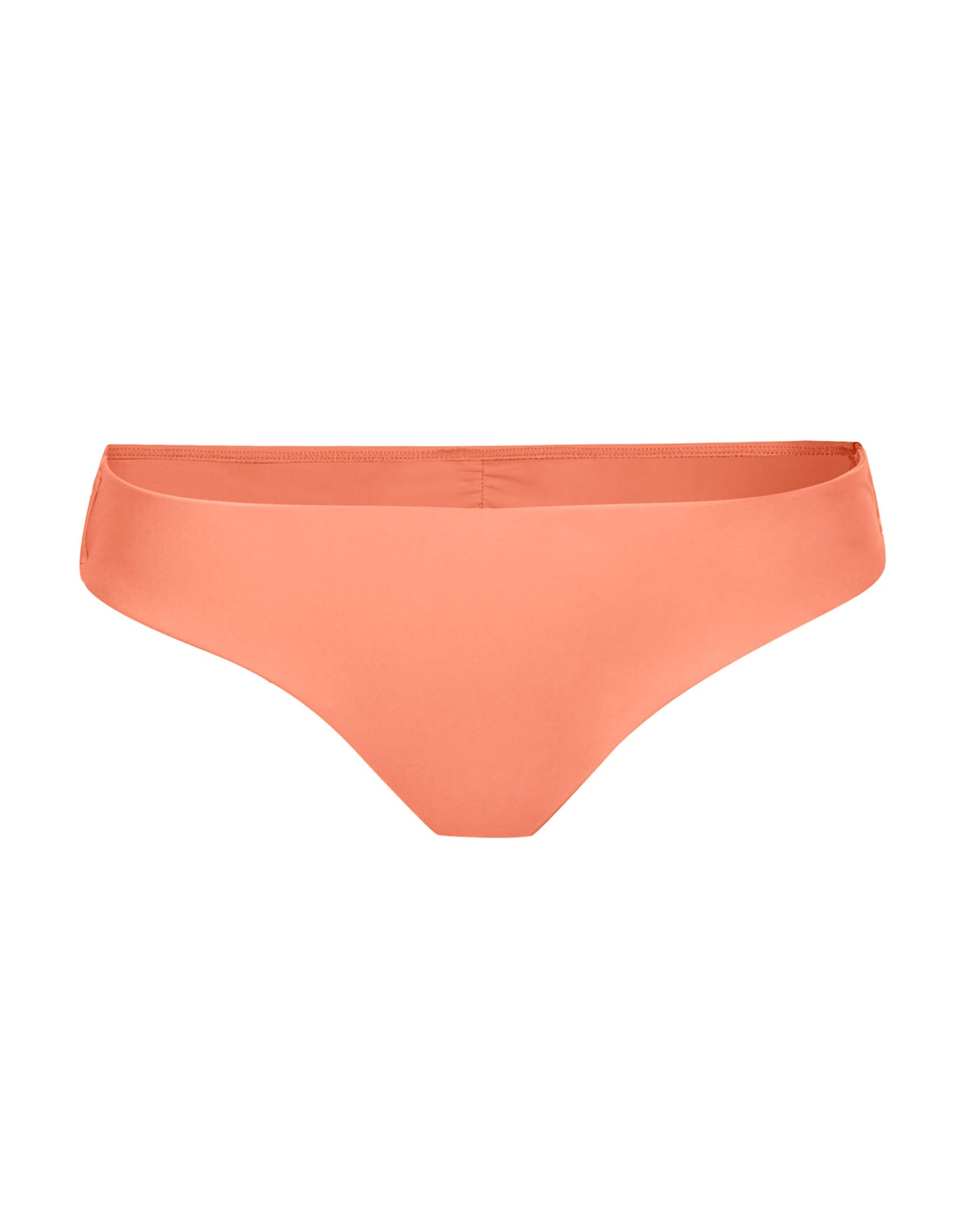 Kate Full Coverage Bikini Bottom in Sorbet - product view