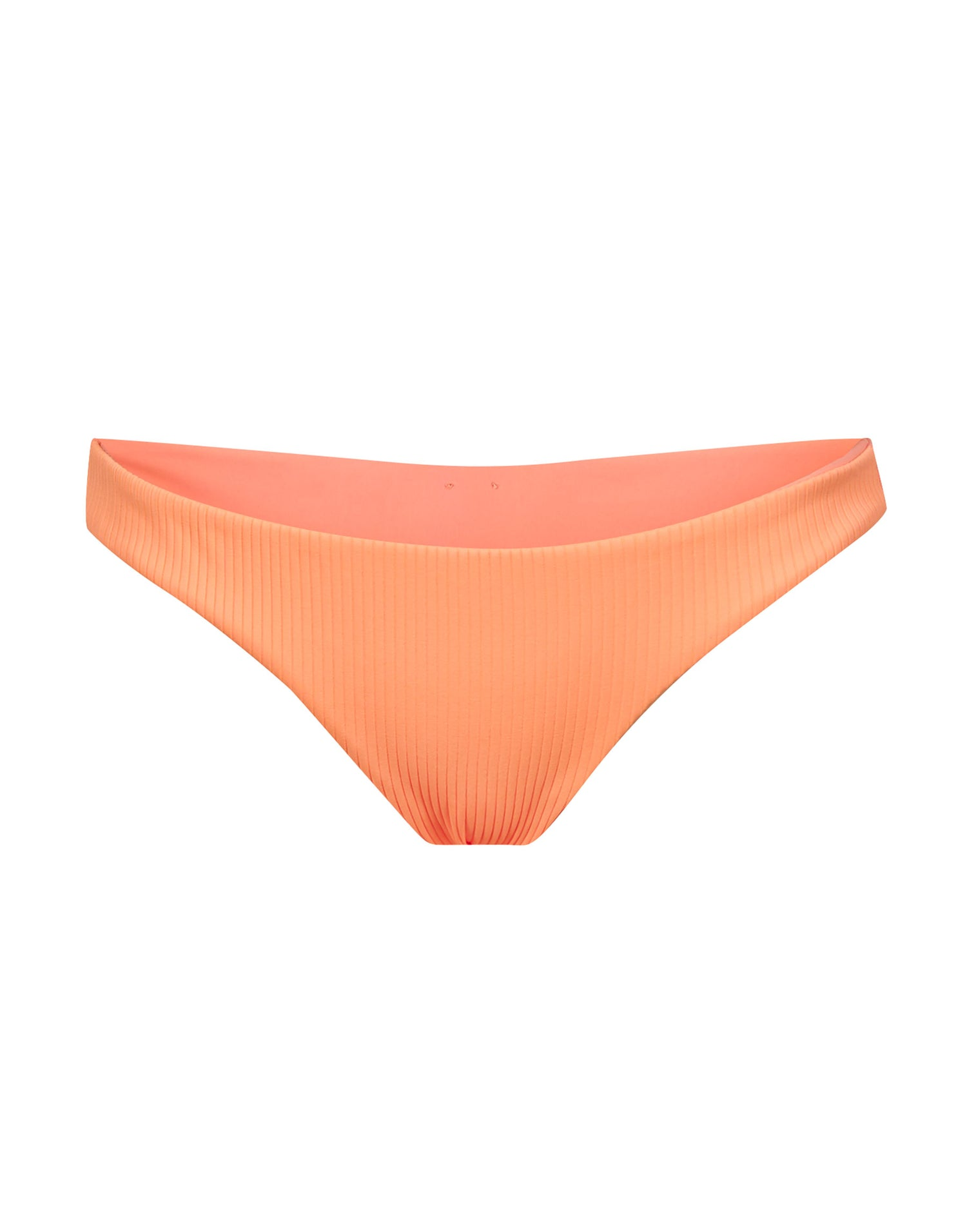Angela Skimpy Bikini Bottom in Sorbet - product view