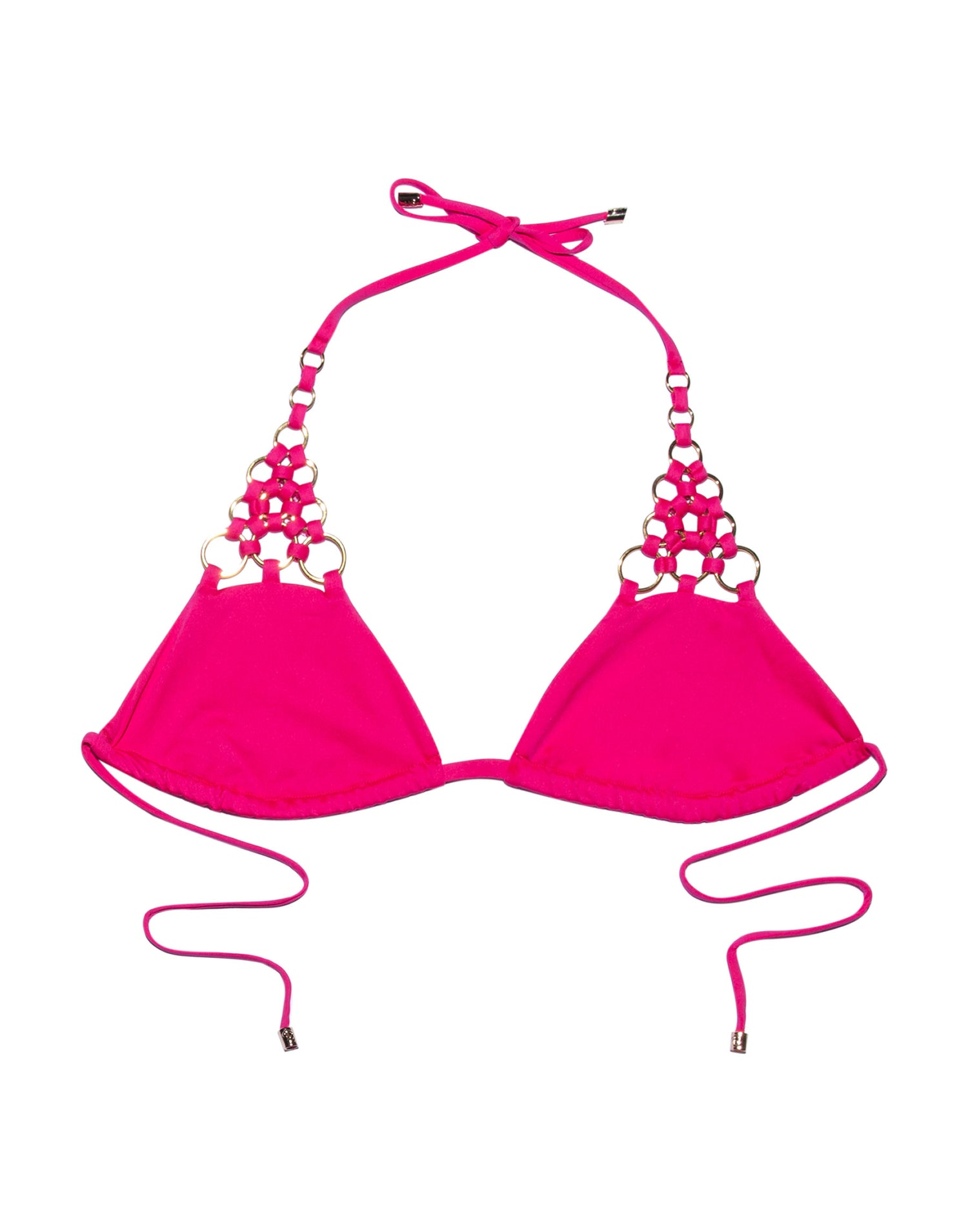 Product View Barbie Ireland Triangle Bikini Top
