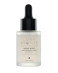 Luna Bronze's Good Night Face Bronzing Serum - Product View