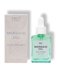 Salt by Hendrix's Mermaid Facial Oil - product box view