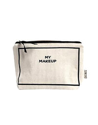 Bag-all's My Make-Up Case in White - product view