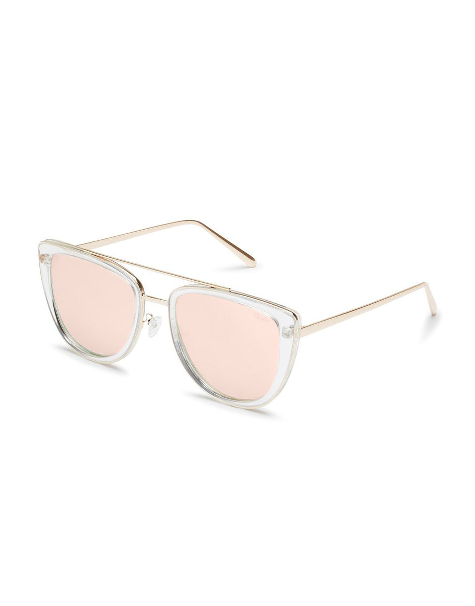 French Kiss Sunglasses Side View