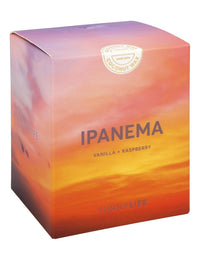 Small Ipanema Scented Candle Box