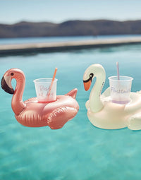 Inflatable Bird Drink Holders - set of 2