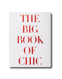 Assouline's The Big Book of Chic - front view