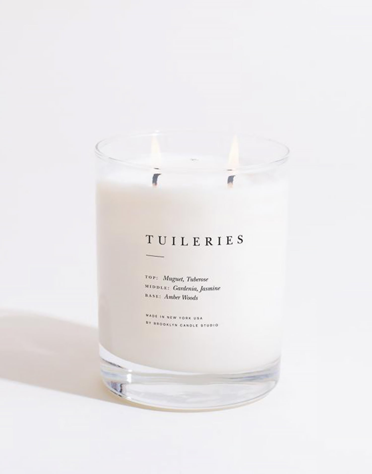 Brooklyn Candle - Escapist - Tuileries