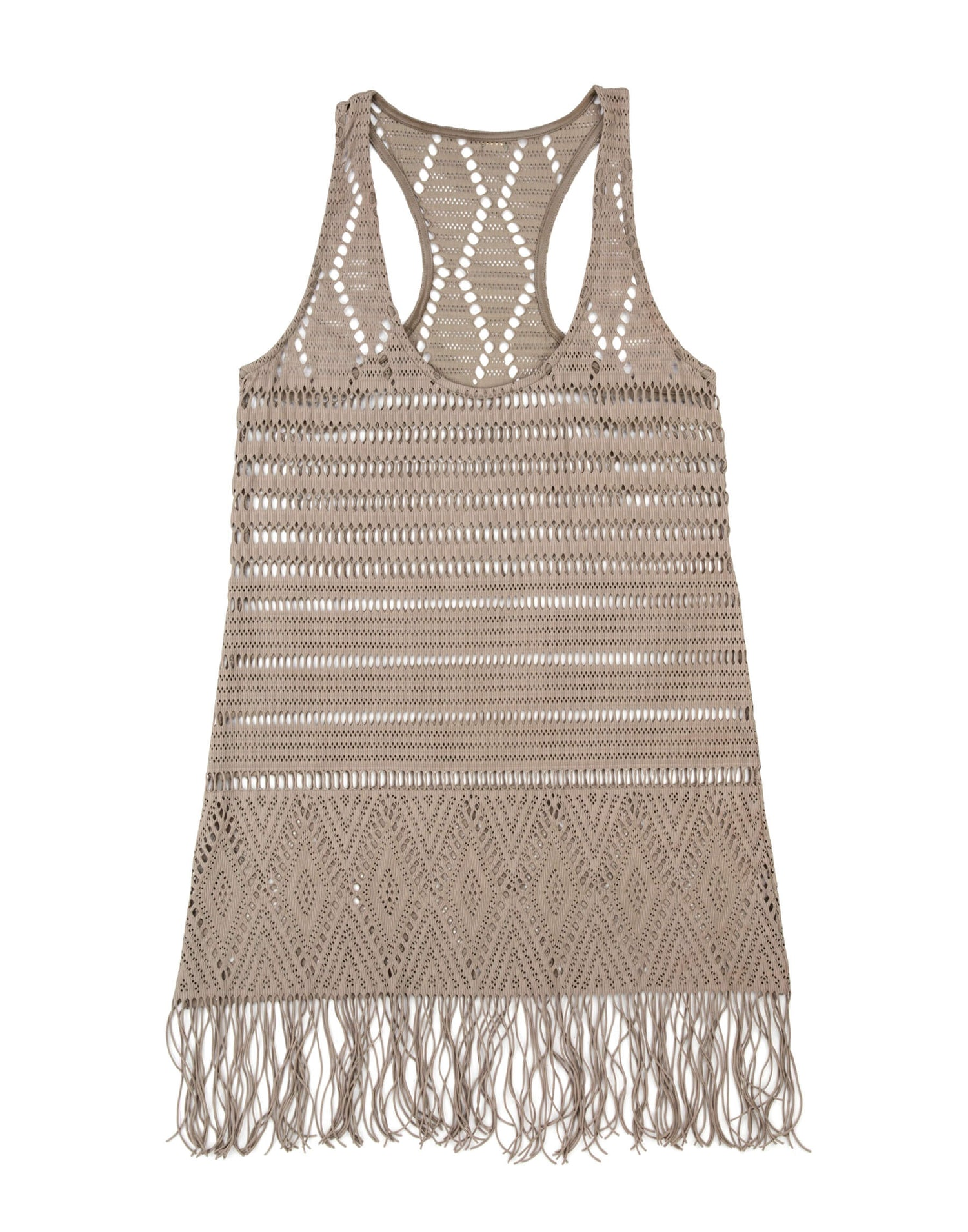 Desert Dreamer Fringe Dress