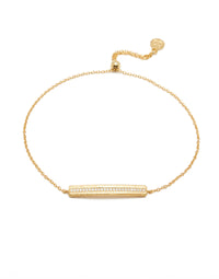 Nia Bracelet in Gold - product view