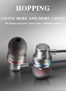 In-ear Wired Earphone For Mobile
