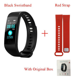 Smart Band Heart Rate Tracker