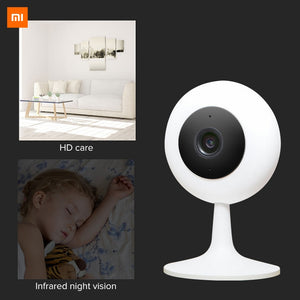 Wifi Infrared Night Vision 100.4 Degree Home Cam