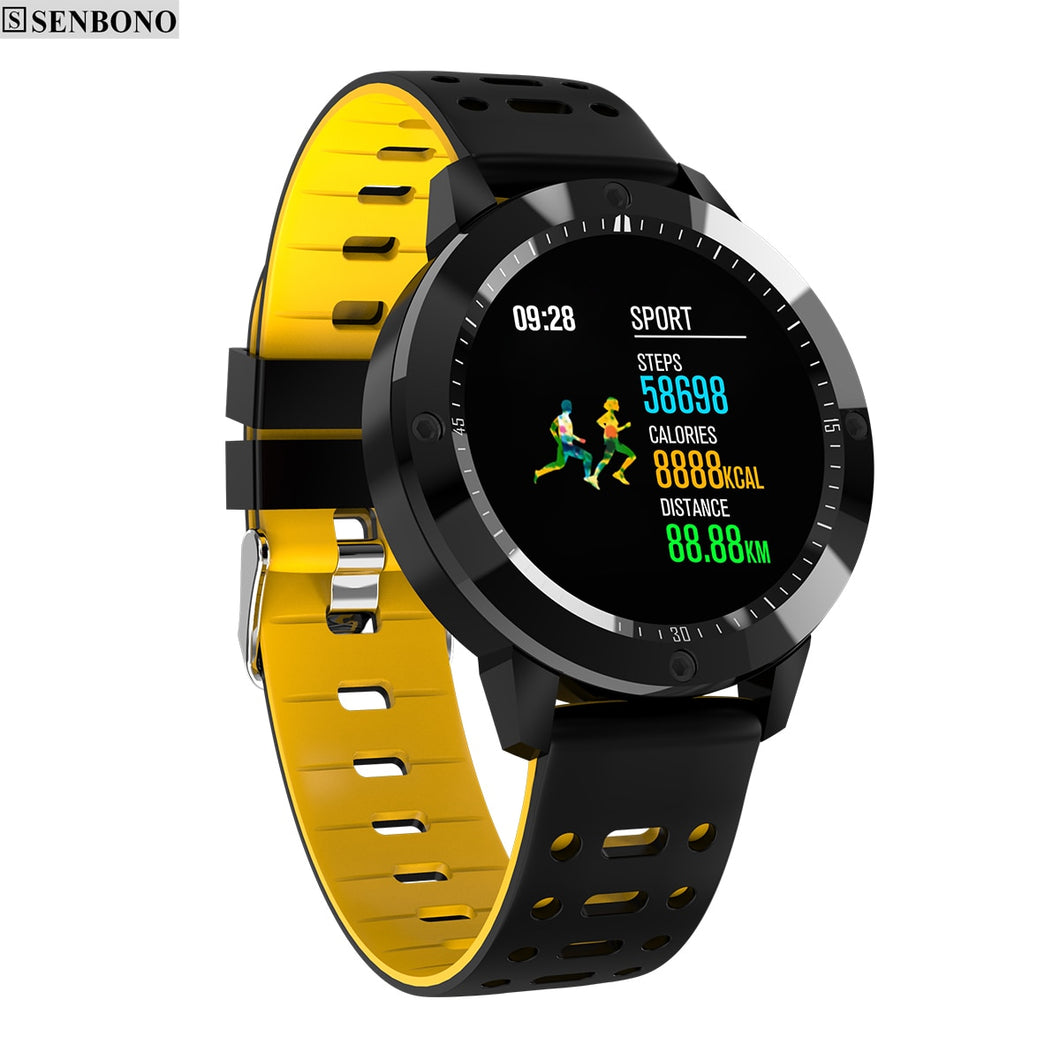 Waterproof Tempered glass Activity Fitness tracker