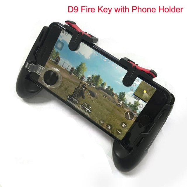 Pubg Mobile Gamepad with Joystick