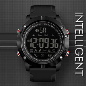 Bluetooth LED Fashion Outdoor Smart Watch