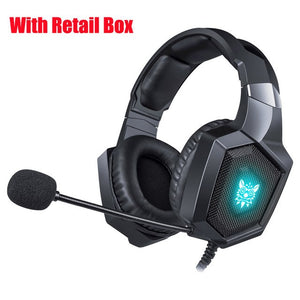PC Stereo Gaming Headset with Microphone