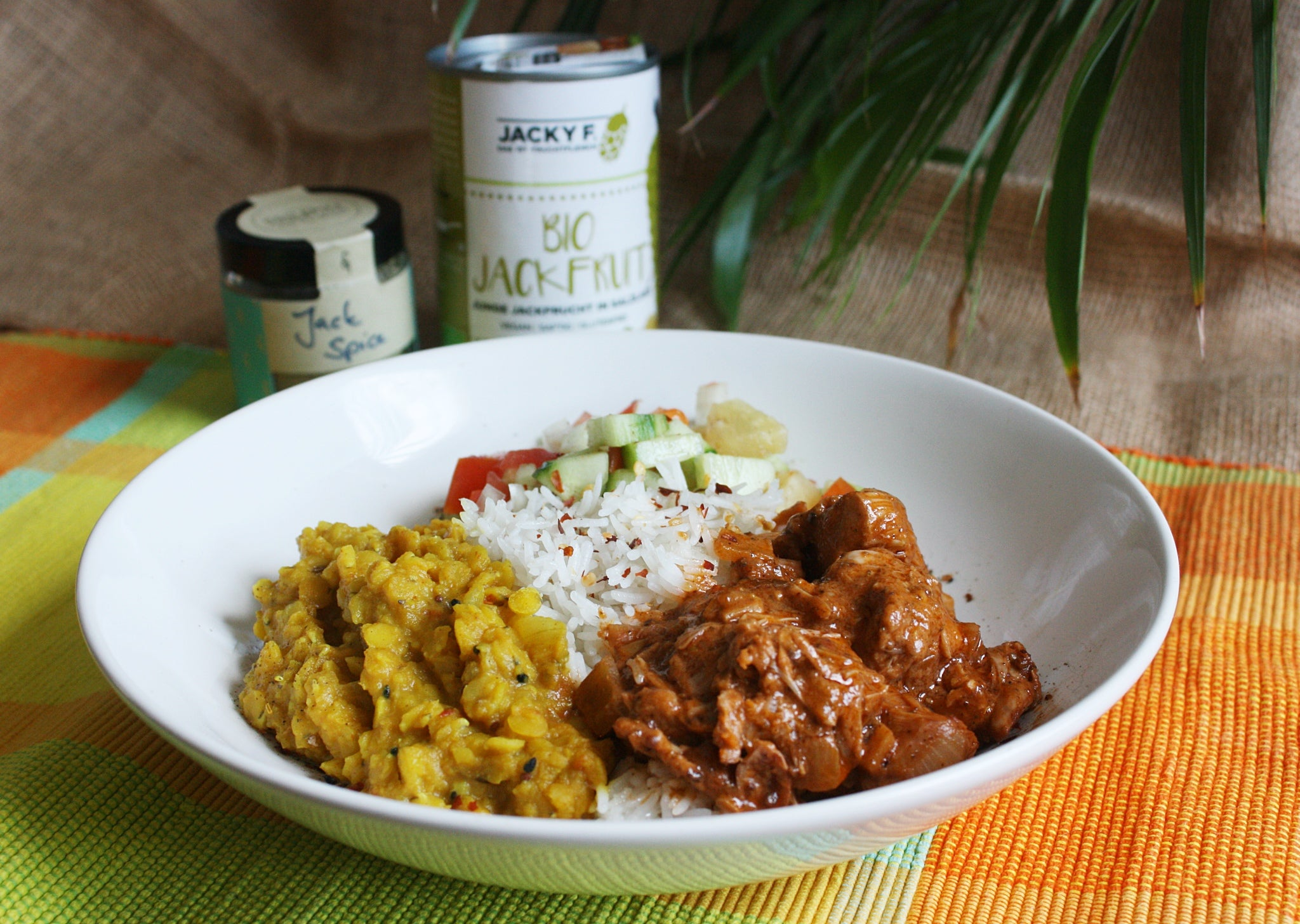 Sri Lanka Jackfruit Curry