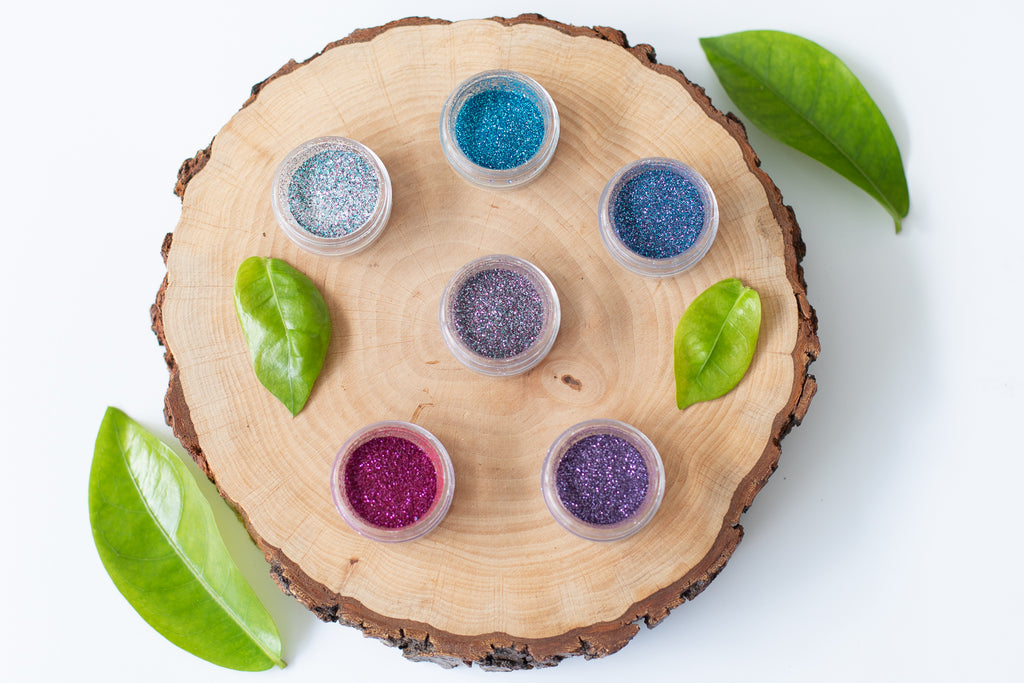 Biodegradable Plant Glitter