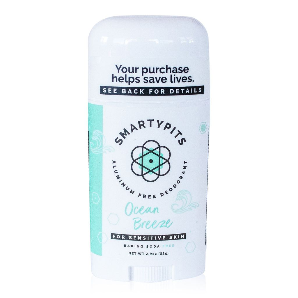 Aluminum Free Seasonal (Spring/Summer) Deodorant - Full Sized