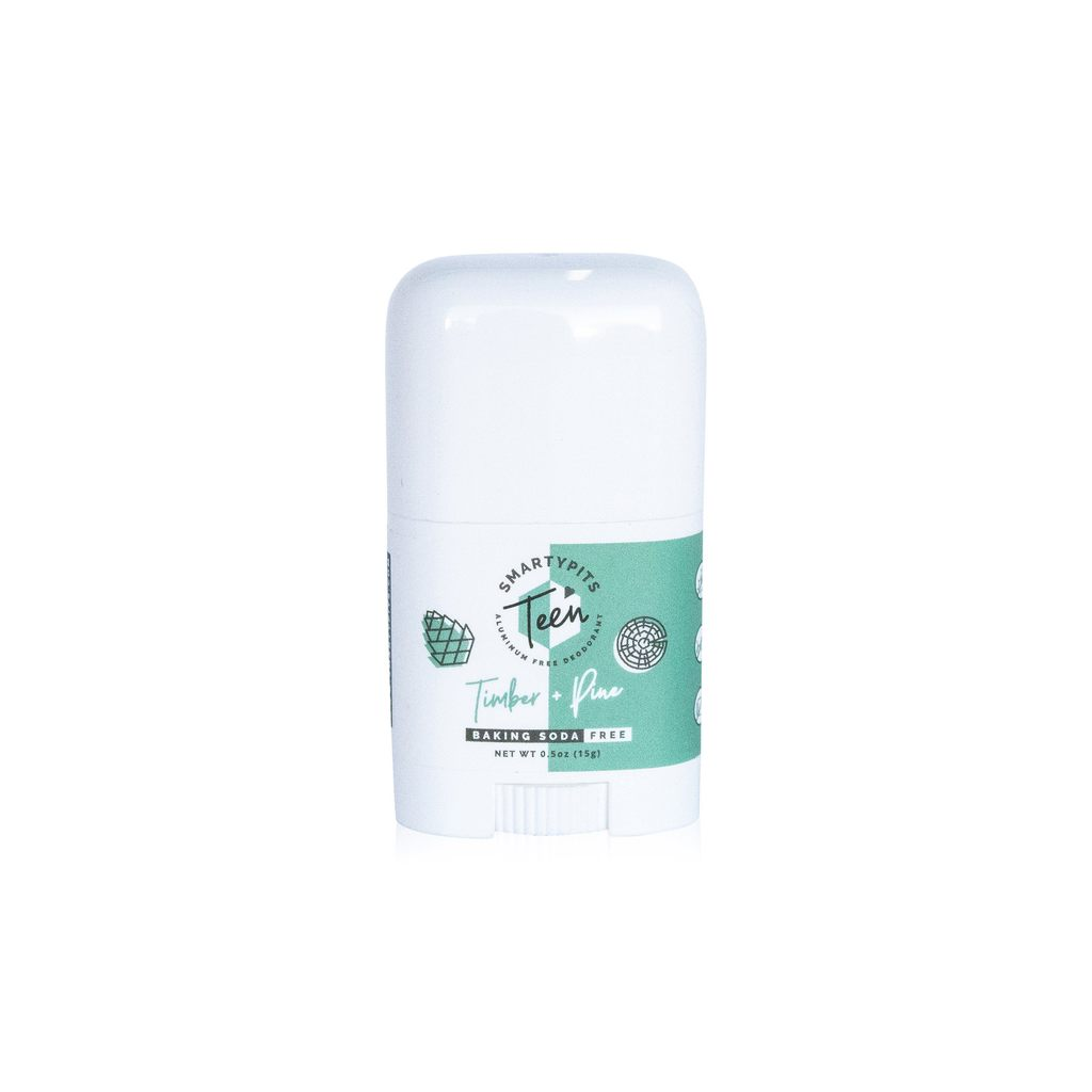 Aluminum Free Deodorant for Kids, Tweens and Teens