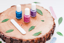 Natural Fruit and Veggie Nail Polish