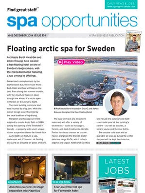Spa Opportunities Cover