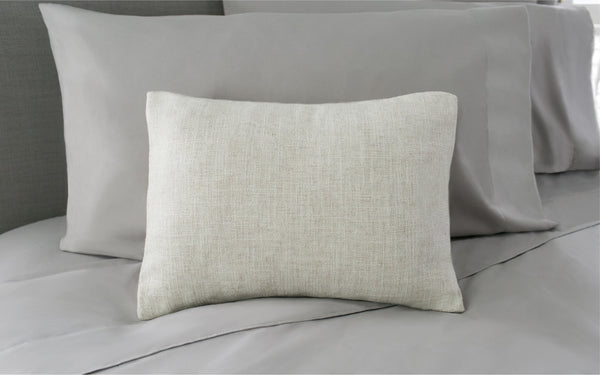 Seaside Linen Pillow Cover