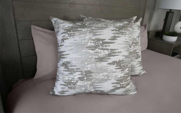 "Whitecap Dune 26"" x 26"" Pillow Covers"