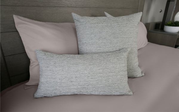 Penelope Mocha Pillow Covers