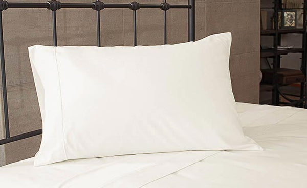 Ivory Pillowcase Set