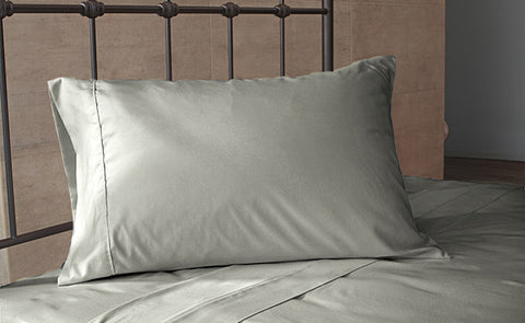 Dove Grey (Off Color Dye Lot) Pillowcase Set
