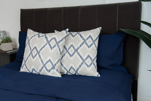 Adire Ink Pillow Cover