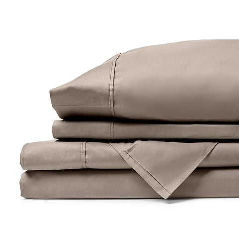 Simply Taupe Sheet Set
