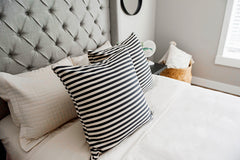Simply Striped Pillow Cover