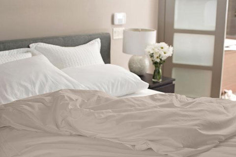 Simply Taupe Duvet Cover