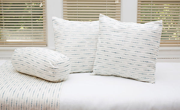 Fabius Aqua Pillow Cover