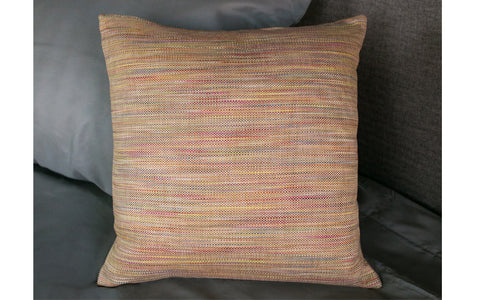"Rainbow Tweed 16"" x 16"""