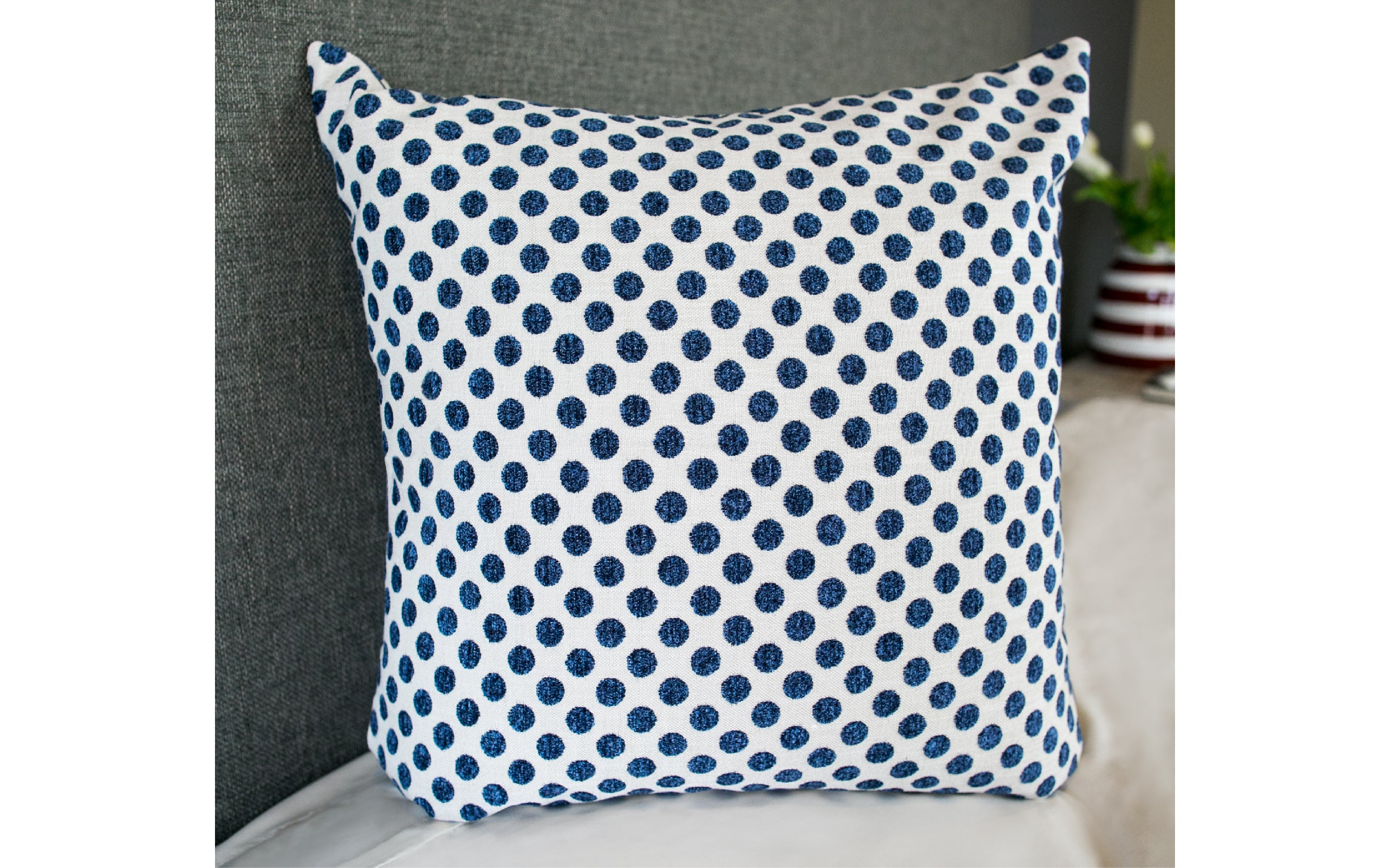 Posie Dot Navy 22