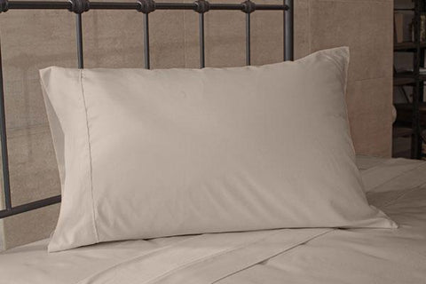 Simply Taupe Pillowcase Set