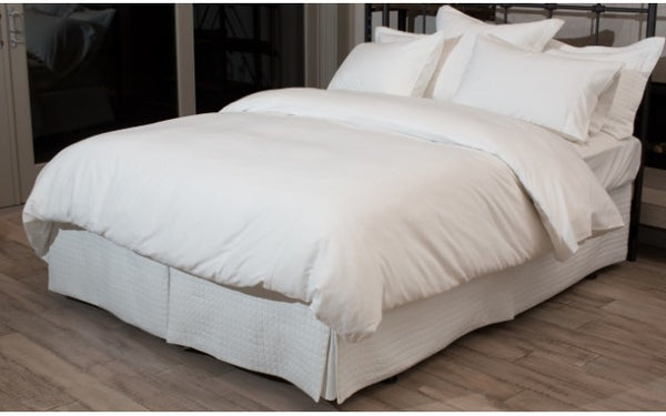 Quilted Bed Dust Ruffle