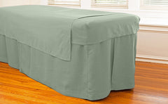 Fitted Sheet No Elastic