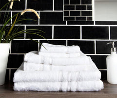 Bamboo Towels - 6 Piece Set