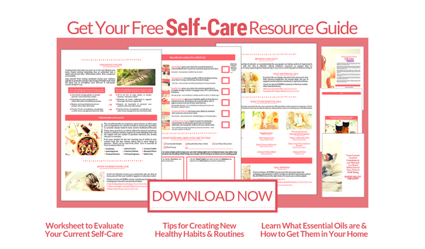self care diy with essential oils guide || soulandherbs.com