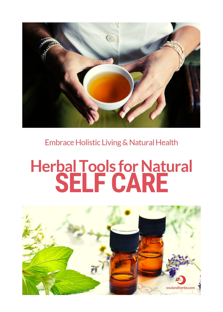 self care 101: herbal tools for holistic living and natural health || soulandherbs.com