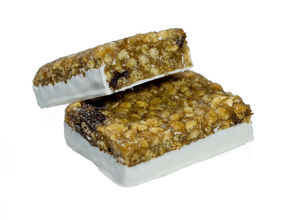 1st Tee PLUS+ Oatmeal Raisin Nutrition Bar